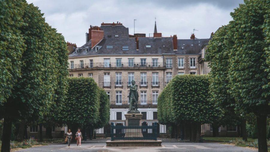 Nantes Cours Cambronne